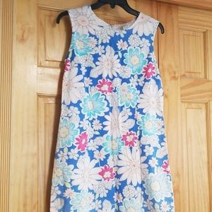 Sleeveless summer dress, by Chadwicks, size 8